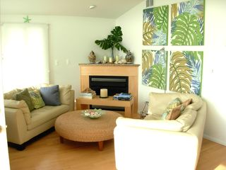 Harvey Cedars house photo - Living Room