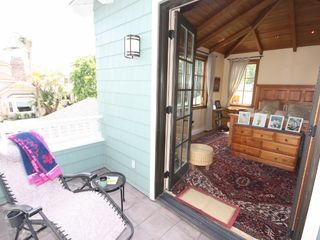 Master Bedroom Balcony - Manhattan Beach house vacation rental photo