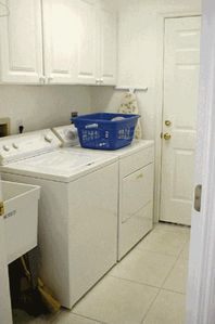 Vacation Homes in Marco Island house rental - laundry room