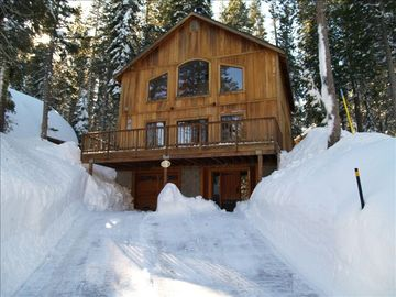 Soda Springs cabin rental