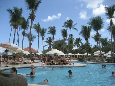 Main Resort Pool.