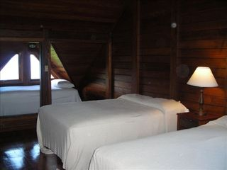 Bahia Gigante villa photo - Listen to the surf from any of the four bedrooms