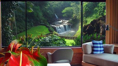 Homeaway's Top 10 Romantic Properties In The World - The Falls at Reed's Island
