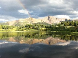 Durango house photo - Little Molas lake is a beautiful 30 min drive from the Cider House.