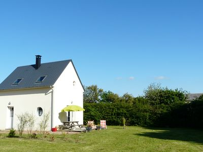 Comfortable house, 500 m from the beach
