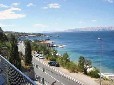 Apartment for 7 people close to the beach in Senj