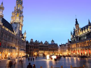 Brussels apartment photo - Grand Place