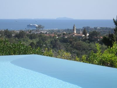 Ocean, Island View 40' Infinity Pool Home with Spa on Resort like  Acre Property