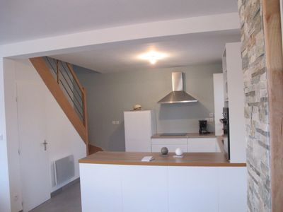Peaceful accommodation, close to the sea , Étel, Brittany