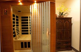 Vail house photo - Infrared Sauna - Great for before activities or after!!!