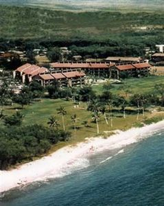 Aerial view of Luana Kai Resort