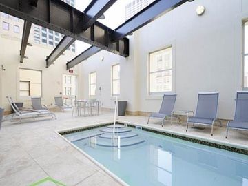 Central Business District condo rental - Community Heated Pool