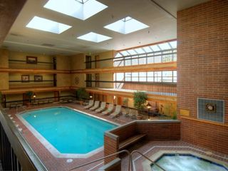 Park City condo photo - Indoor Pool Area at the Park Plaza
