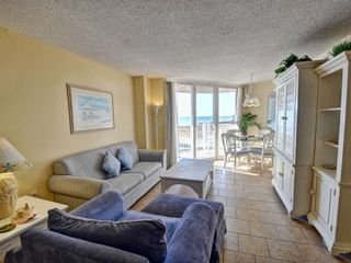 North Topsail Beach condo photo - Living Room