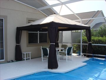 Shade for those really hot days!