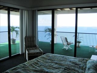Water Island house photo - Master Bedroom View.