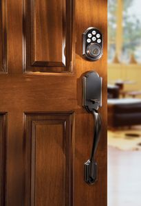 Keyless Entry Lock - Convenient Check-In, No Key Pickup Time, Share with group