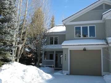 Spacious 3 bedroom, 3 1/2 bath town home with attached garage.