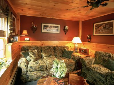 "North Conway house rental - The ""Fox's Den"""