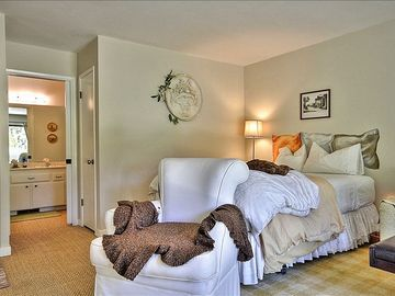 Carmel studio rental - 'Visit For A Day, Stay For A Life Time' ~ Carmel and Le Petite Papillon.
