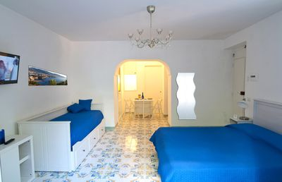 The right choise for a relaxing holiday in Sorrento