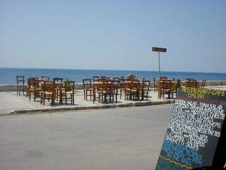 Platanias villa photo - Our village is full of wonderful seaside tavernas with delicious cretan cuisine.
