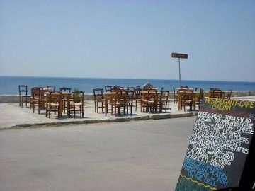 Our village is full of wonderful seaside tavernas with delicious cretan cuisine.