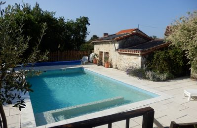 Two Cottages With Swimming Pool