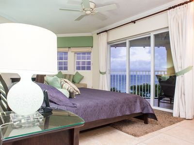 Stunning fifth floor  ocean views