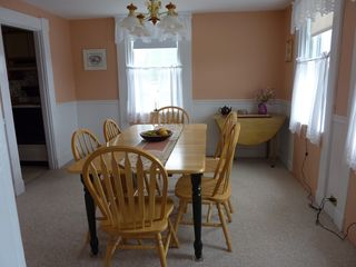 East Machias house photo - Dining Room