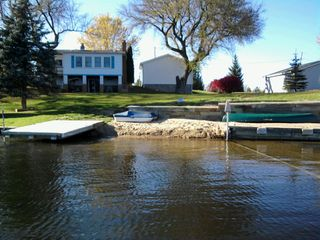 Gladwin house photo - Sandy weed free beach area