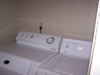 Gulf Shores house photo - Your own washer and dryer!
