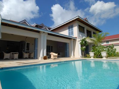 Luxury Serviced 4 Bedroom Villa - Private Pool In The Seychelles