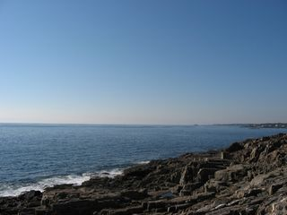 Cape Neddick house photo - Ocean front - Nubble Lighthouse view