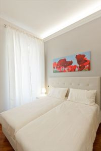 Piazza di Spagna apartment rental - second bed room
