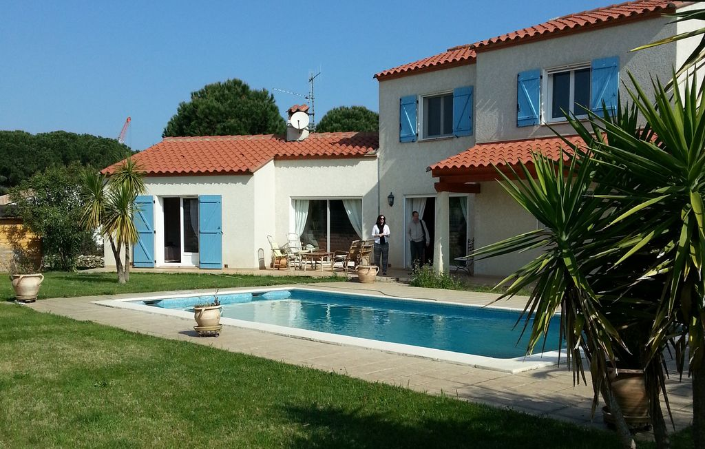 Luxury house, great guest reviews, , Argelcs-sur-mer