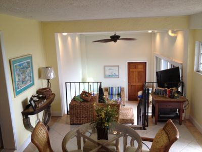 Vaulted Ceilings and Open Concept design