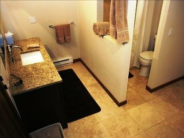 Full View of Bathroom
