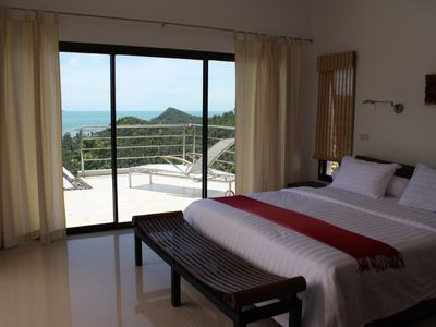 Bedrooms Sea- Coral- and Crystal View