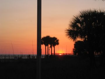 Sunset on St Pete Beach