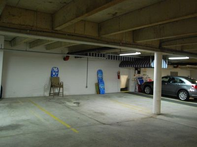 Private Garage Parking Space