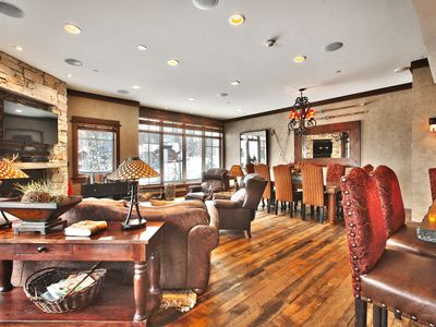 Deer Valley Family-Friendly Luxury Ski-in/Ski-Out Condo Silver Buck Trail