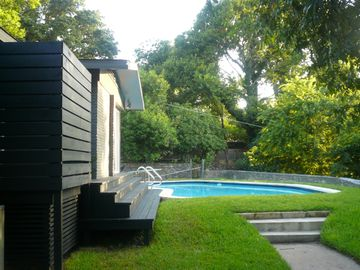 Austin house rental - swimming pool