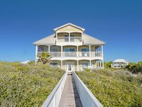 1 Acre Beachfront! 5BR/4BA with Heated Pool