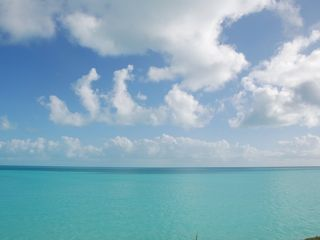 Providenciales - Provo villa photo - enormous skies
