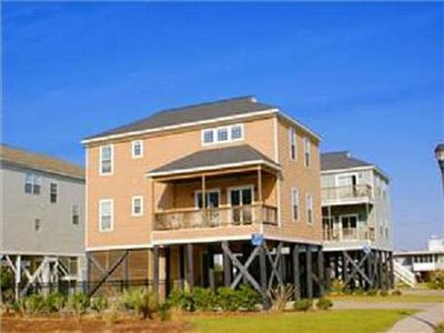 Garden City Beach house rental - Exterior View
