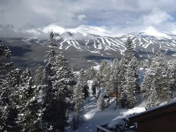 One of the Best views in Breckenridge!