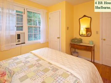 THE YELLOW ROOM: each room comes with closet, drinking glasses, and fresh towels