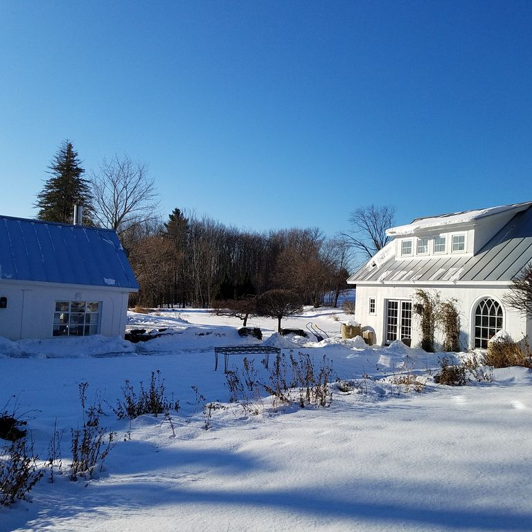 country guest cottage at lilac hill  stowe vt vrbo