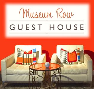 Welcome to Museum Row Guest House! Thanks for visiting.
